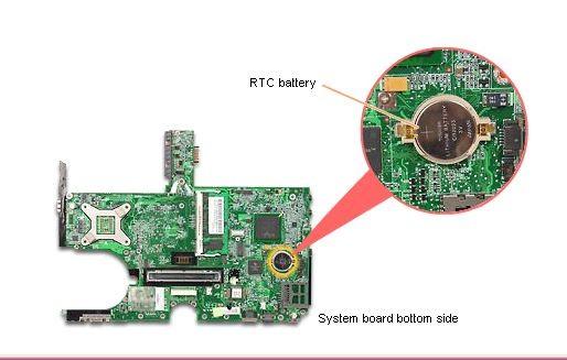微星gt60笔记本主板coms电池在哪