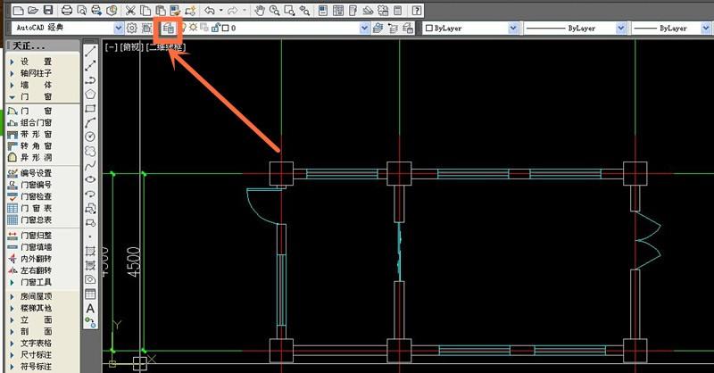 CAD中打印鼠标图层但是有些图层不打印需要cad2006多个看不到图片