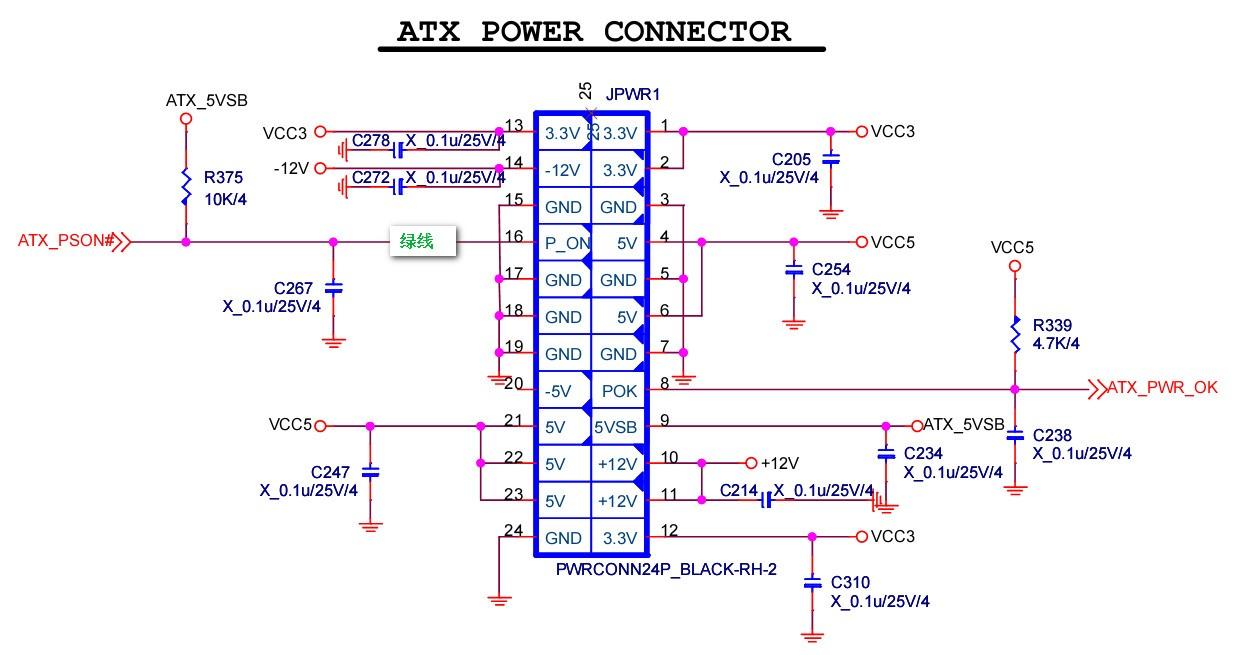 cpu风扇接电源线的方法是怎么样的
