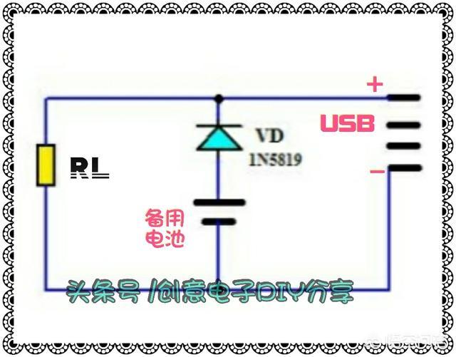 复杂电路效果图