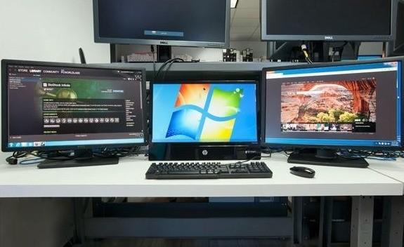 多台计算机图片素材