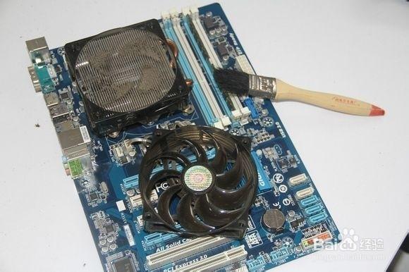 如果在打开计算机后显卡风扇仍未打开,该怎么办?