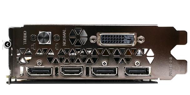 gtx1070支持这种显示屏接口吗