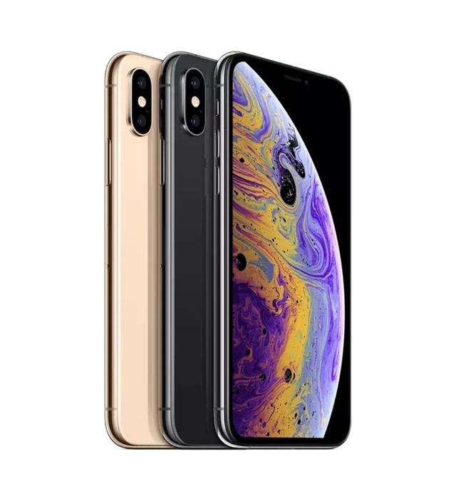 苹果x七彩边框