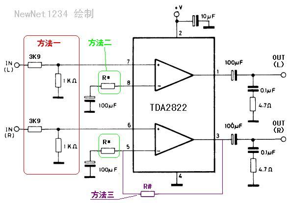 反相积分电路 示波器