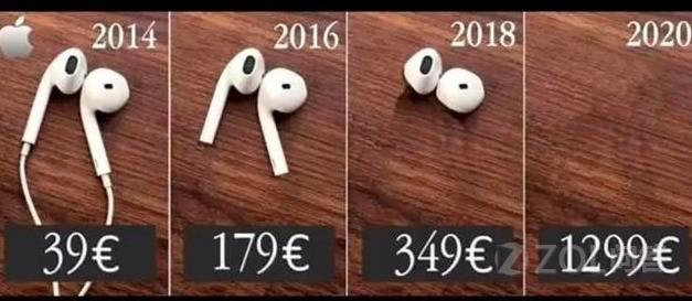 从调侃到追捧 苹果AirPods究竟是如何逆袭的?