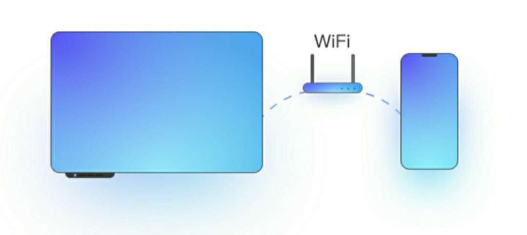vivo Xplay6如何投屏到大屏幕上?