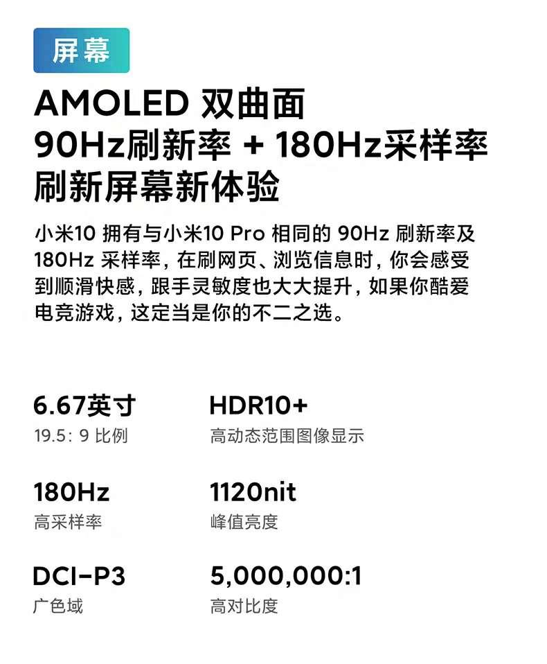 你认为3999元起的小米10贵不贵?