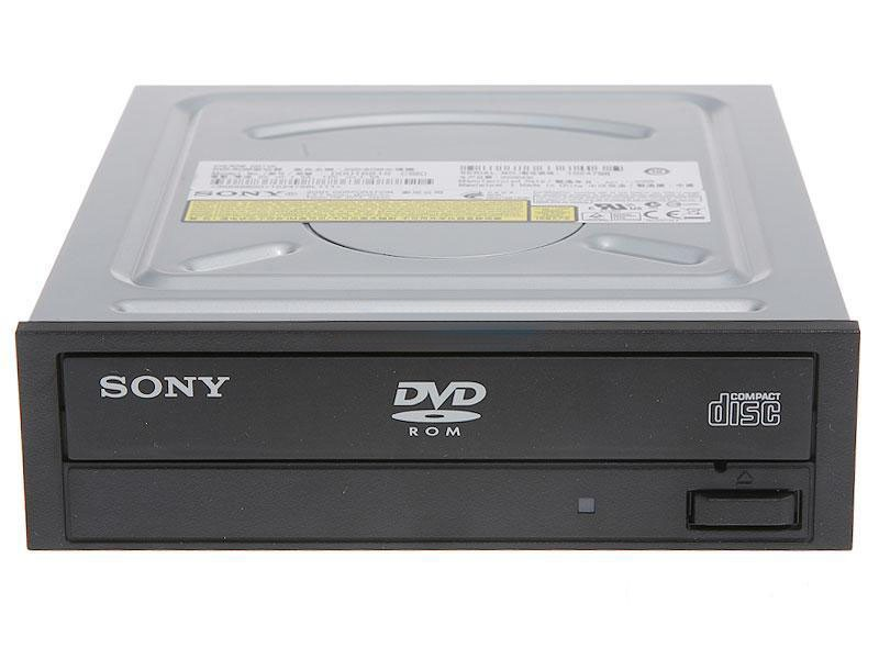 电脑主机的DVD 放光盘的那个打不开光盘放不进去怎么处理?我在DVD面板上找不到什么小孔呀.