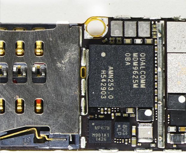 苹果手机基带坏了 能修好吗 如果能 大概价钱