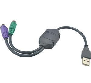 USB接口和PS2接口有什么性能差别?