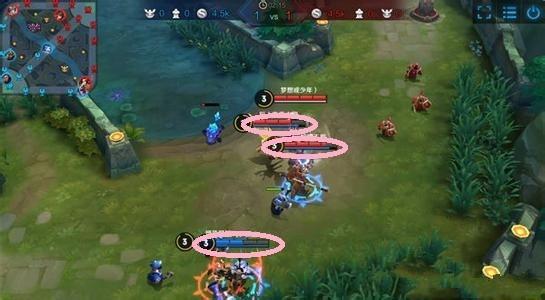 王者荣耀英雄在游戏里头怎么看自己的蓝量