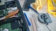 如何给联想电脑彻底清灰和涂抹散热硅脂