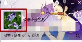 手机QQ上肿么隐藏会员图标