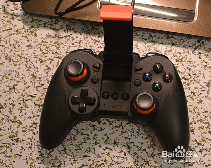 新游N1 PRO游戏手柄连接设备教程