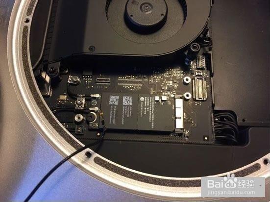 教你如何更换Mac mini 2014款的SSD固态硬盘?