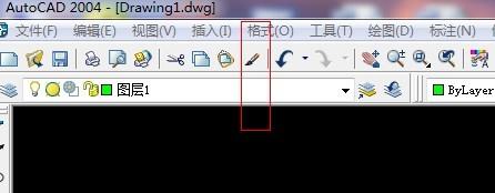 CAD格式刷 刷文字…肿么改不了它的字体…知