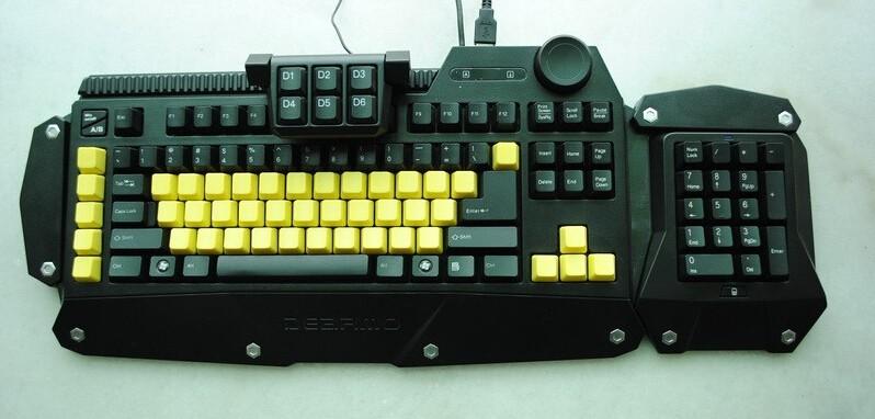 求助,机械键盘连键怎么处理