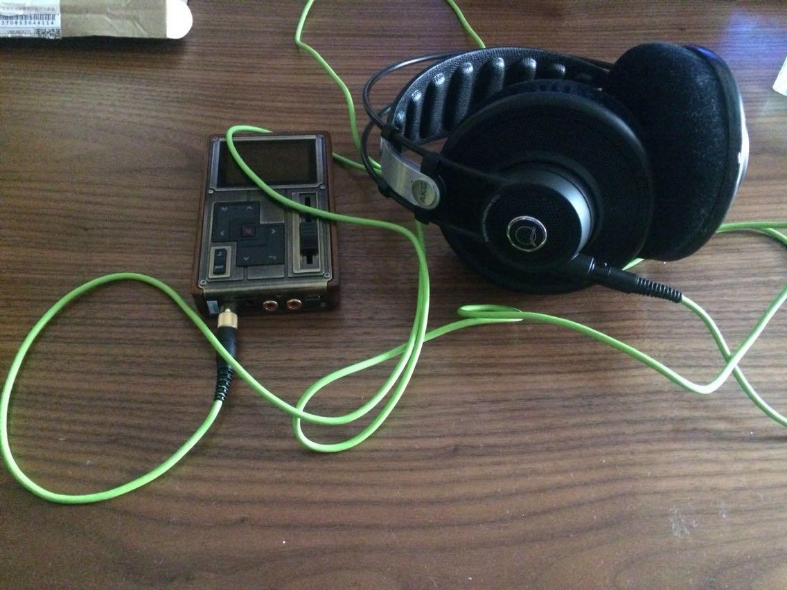 AKG Q701 配c&c xo2耳放 还是ibasso的耳放 前端 sony xk