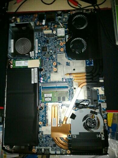 神舟Z8-SP7S2笔记本的主板芯片支持四通道内存么?不是问是否可以插四条内存?