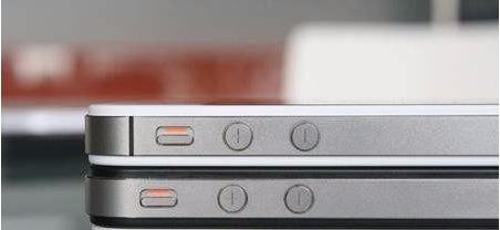 """苹果6plus在静音后屏幕一直出现""""铃声/静音""""这个图标是为什么?"""