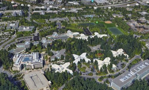 微软策划翻新总部吗?