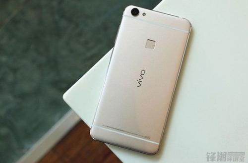 vivo手机可以指纹解锁的是哪一款