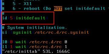 linux 怎么样可以进入图形安装界面
