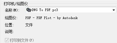 cad转pdf后字体变了