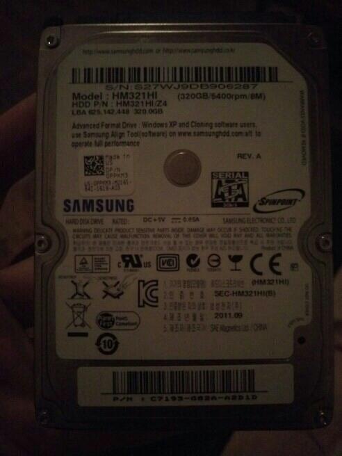 这款电脑自带的硬盘是哪个牌子你们谁知道吗?急求!