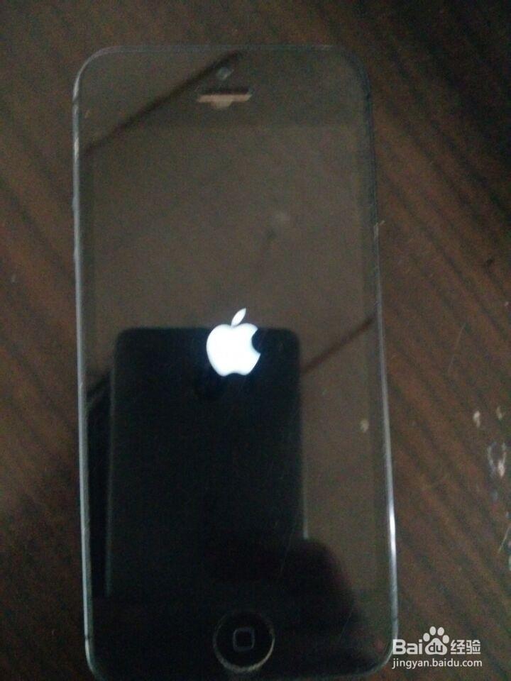 苹果iphone手机屏幕突然失灵---接不了电话了