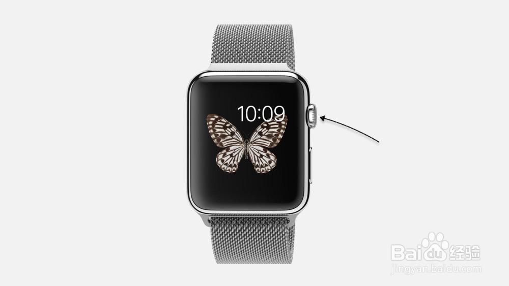苹果手表Apple Watch死机怎么办、怎么重启?