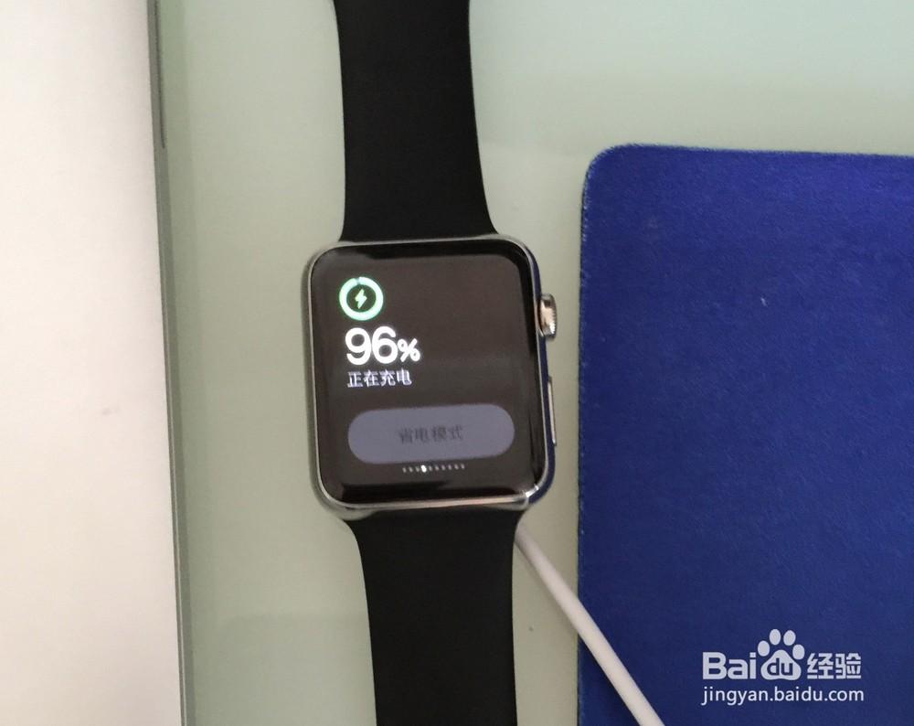 苹果手表Apple Watch不能充电怎么办?