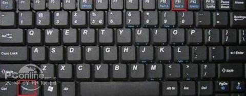 神舟笔记本键盘失灵,怎么处理?