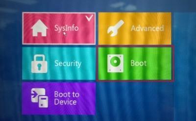三星笔记本进BIOS开启网卡