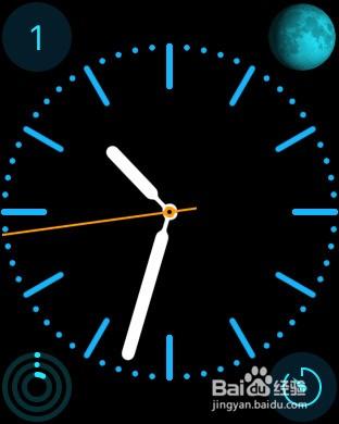 苹果手表Apple Watch电量百分比怎么设置?