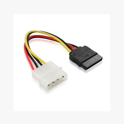 电源只有一个sata电源线,怎么再加个sata接口硬盘?
