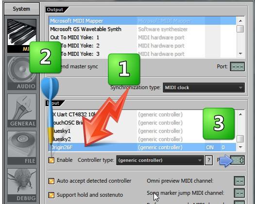 MIDI键盘控制器怎么在FL STUDIO.中设置