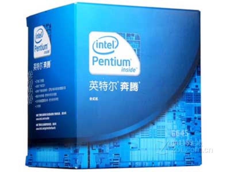 Intel 奔腾 G645的详细参数
