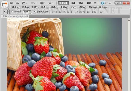 如何用PHOTOSHOP看一个照片的饱和度和灰度值?