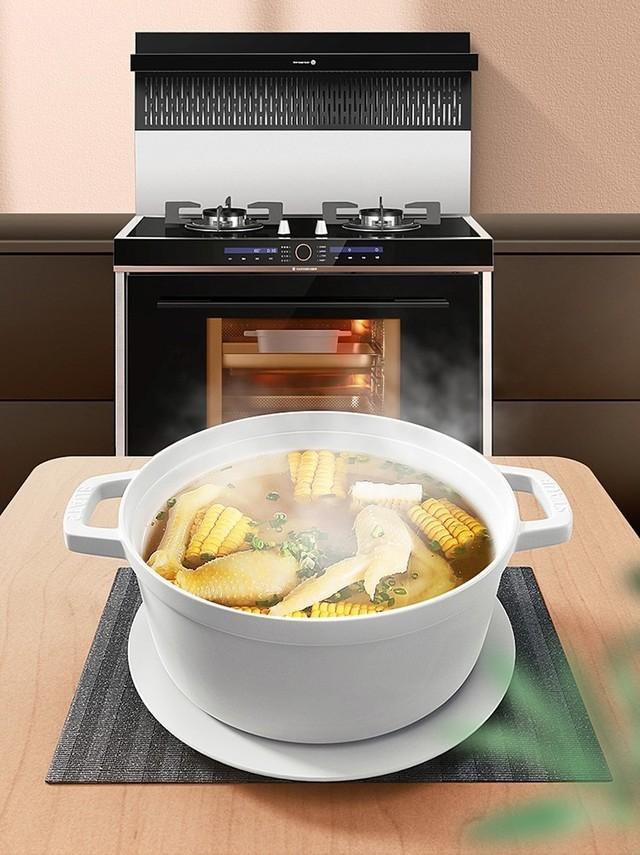 开放式厨房适不适合安装集成灶