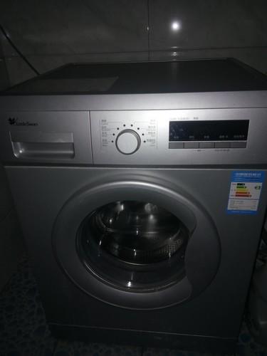 小天鹅洗衣机洗衣服时间太长怎样设置型号是TG80―1226E(s)...