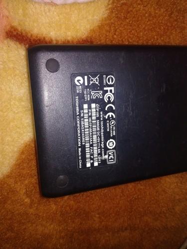 东芝移动硬盘DTP105  500GB   忘记密码了,怎样才可以打开或...