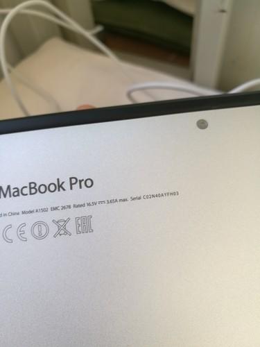 我买了一个已经激活过的苹果笔记本,结果序列号 C02N40AYFH...