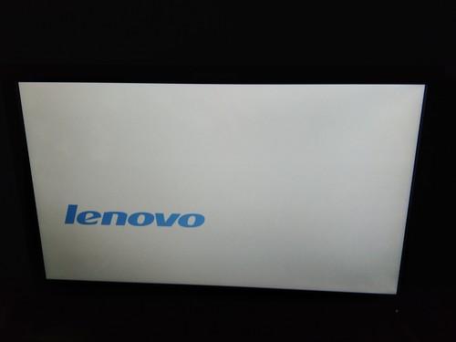 联想电脑显示节电,按f8没用,有风扇声,键盘显示如下图!怎...