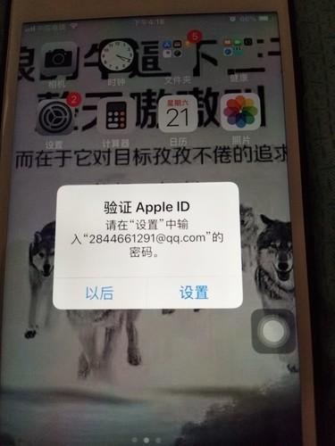 苹果手机6,ID号知道是多少,要绑定的手机号解锁,可以前手机号码输入,显示说不正确,怎么可以把ID退出呢?