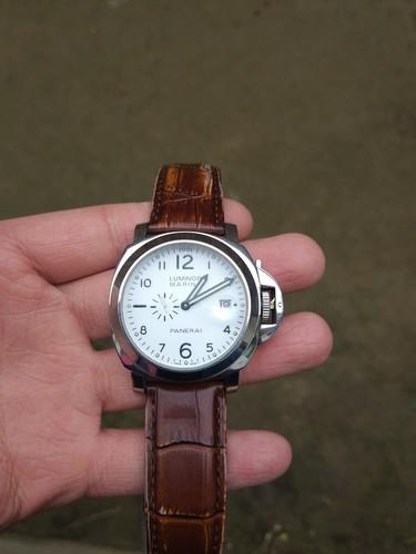 今天捡了一块手表,不知道真假,什么系列型号,有懂没