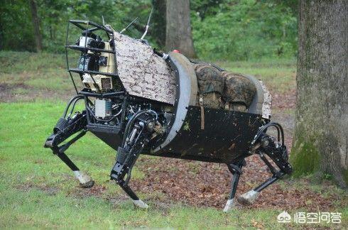 现代机器人有什么样的?