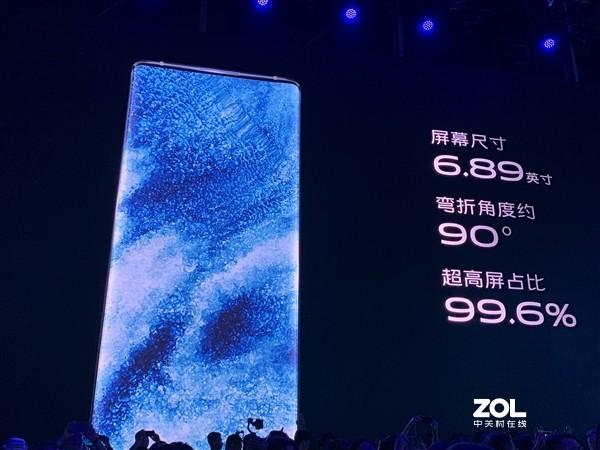 看屏占比99.6%的手机是一种怎样的体验?