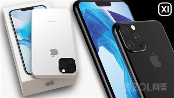 2019年新款iPhone长什么样?配置会有哪些升级?